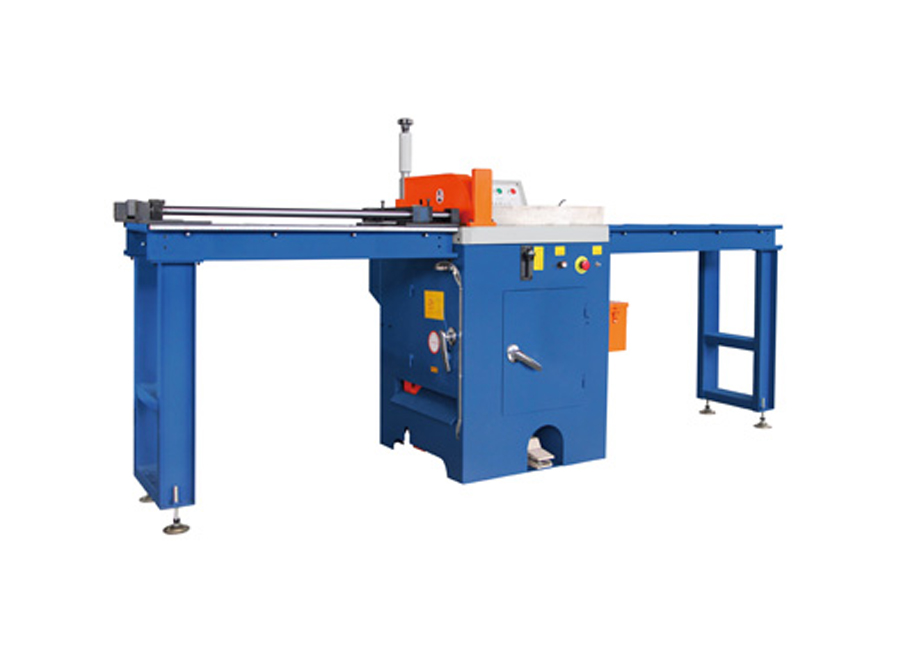 High-speed precision aluminum cutting machine (semi-automatic)