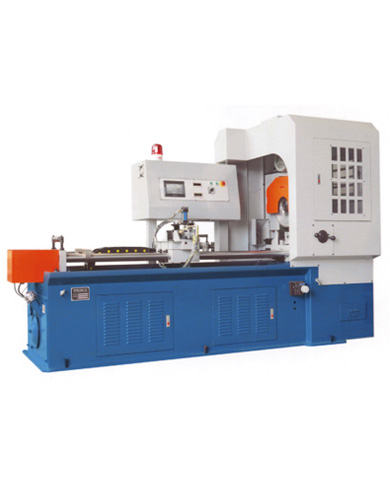Auto servo feeding aluminum cutting machine (full auto type)