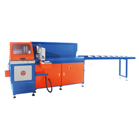 Automatic aluminum cutting machine (full automatic type)